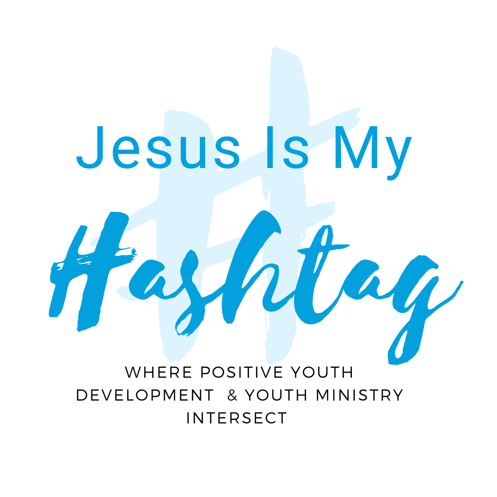 Jesus Is My Hashtag