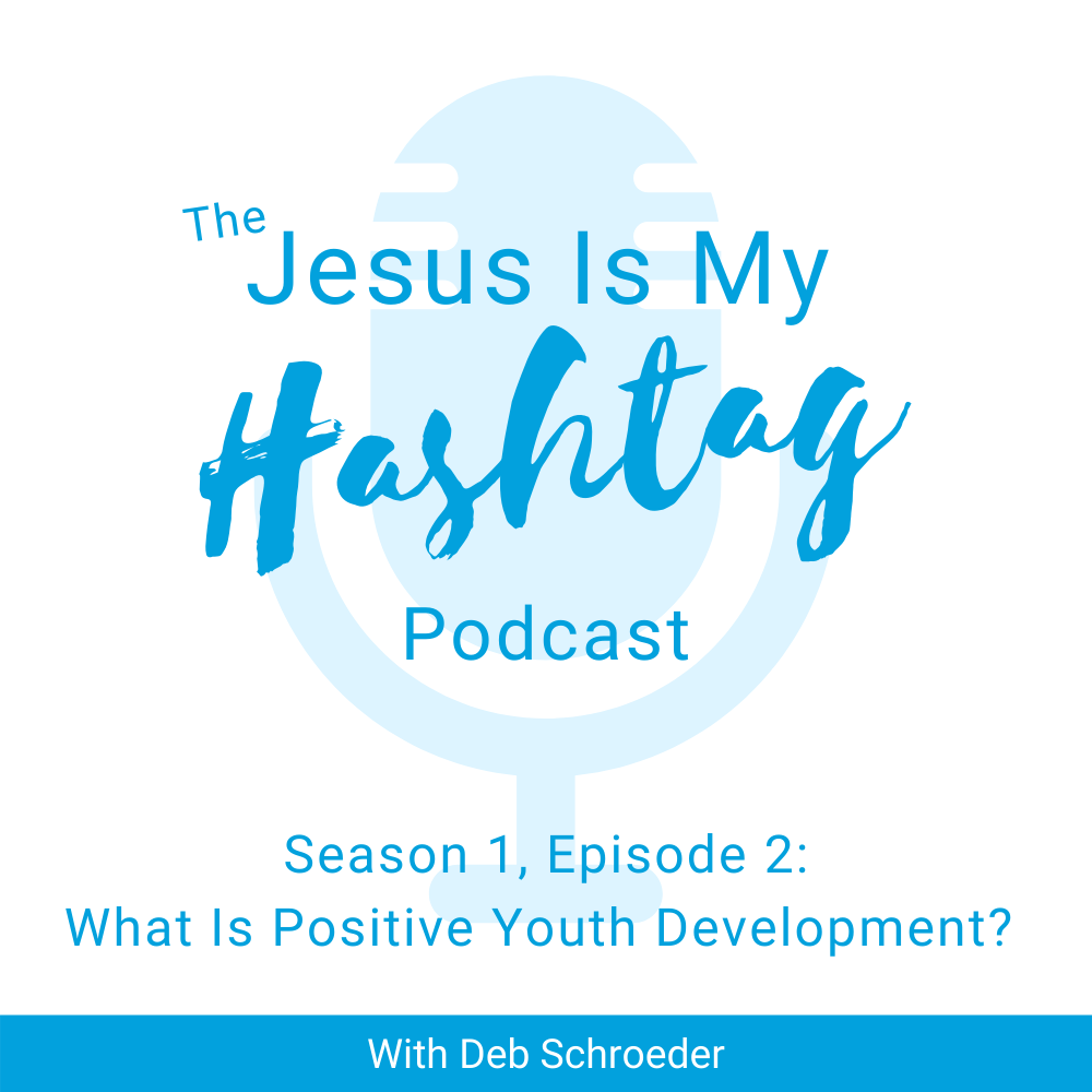 Podcast Cover Jesus Is My Hashtag 2